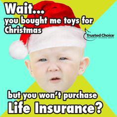 Why is Life Insurance important? It protects the ones we leave behind. Make a priority this year!