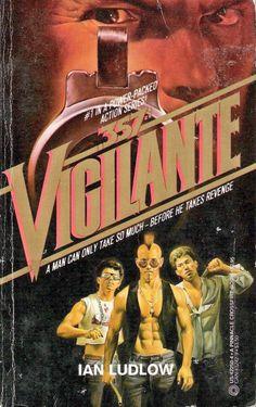 .357 Vigilante by Ian Ludlow (Pinnacle, 1985)