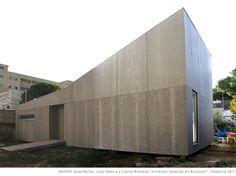 M02HPS Sistemas de prefabricación / Juan Marco