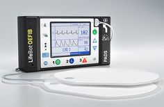 LifeBot DEFIB top LifeBot Releases Worlds Lightest Advanced Cardiac Monitor/Defibrillator/Pacer