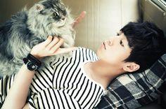 Lee Hyun Woo - Ceci Magazine July Issue 13