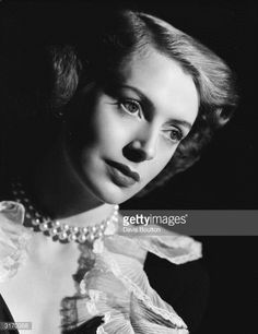 Photo d'actualité : British actress Deborah Kerr, born Deborah Jane...