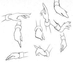 Fashion Illustration for Designers & Illustrators: Hands