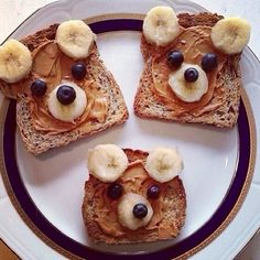 Great breakfast idea for kids
