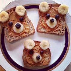 Great breakfast idea for kids