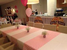 PIZZA BOA DEMAIS: Festa da Princesa Lais em Mogi.