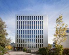 Architekten Hermann Kaufmann ZT GmbH - Projekte - LCT ONE Dornbirn