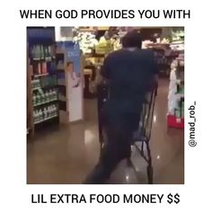 🙌🙌 Bout to get all the cocoa puffs! Not no great value either! 😂😂 Not that I speak from want, for I have learned to be content in whatever circumstances I am. I know how to get along with humble means, and I also know how to live in prosperity; in any and every circumstance I have learned the secret of being filled and going hungry, both of having abundance and suffering need. Philippians 4:11‭-‬12 #christianmemes #soruffsotuff @mad_rob_