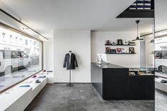 Novacane store by Bastian Braun, Berlin   Germany  shoes
