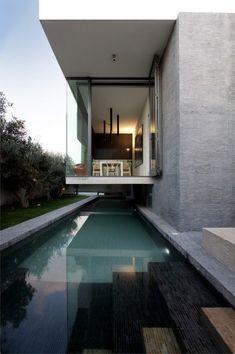 Hanging Home / Chris Briffa Architects Hanging Home / Chris Briffa Architects – ArchDaily