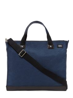 Ryder Twill Journey Tote