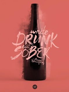 visualgraphic:Write Drunk