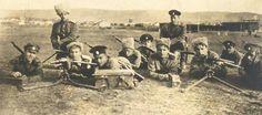 Machine gun teams