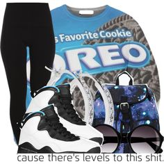 Oreos Is Life ., created by trillest-queen on Polyvore
