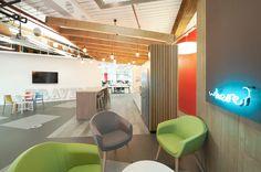 Travelex Office Design Project on Behance