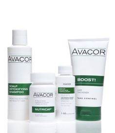 Avacor® For Women 9 Month Supply Package (4 Different Products) by Avacor®. $249.94. Regrow New Hair,. Revitalizes Hair Follicles, Thicker Hair, Fuller Hair. Female Pattern Baldness, Thinning Hair Treatment. Stops Hair Loss in Women, Women's Hair Loss Treatment. Female hair loss treatment, Comprehensive Hair Loss Treatment for Women. The Avacor® Supply Packages are a comprehensive approach to fighting hair loss. This suite of Avacor® products is designed to...