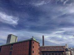 The city of Carlsberg
