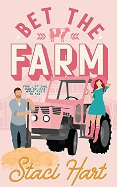 Bet the Farm is one of the most anticipated romance books releasing in 2021.  Check out the entire book list of the most anticipated romance book releases for 2021 that all romance readers will find worth reading according to romance book blogger, She Reads Romance Books.