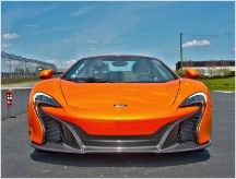 McLaren 650S: A supercar for real driving | More than just a car for the racetrack, this 641 horsepower beast plays well in traffic, too.