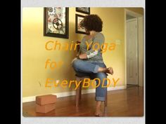 Chair Yoga for Every Body: Ericka Bell - Yoga and Body Image Coalition