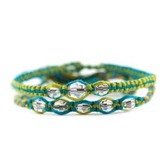 http://www.onlinechanluu.com/New-Turquoise-Crystal-Mix-Set-Friendship-Bracelets_p-298088.html