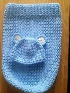 Hottest Absolutely Free Crochet baby cocoon Ideas Baby Crochet Patterns Part 19 – Beautiful Crochet Patterns and Knitting Patterns Bonnet Crochet, Crochet Bebe, Crochet For Boys, Free Crochet, Knit Crochet, Crochet Baby Cocoon Pattern, Baby Knitting Patterns, Baby Blanket Crochet, Baby Patterns