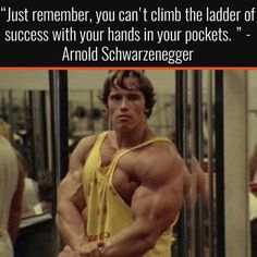 Arnold schwarzeneggers blueprint to mass arnolds workouts find this pin and more on quotables by eg2 malvernweather Gallery