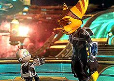 ratchet and clank | Tumblr