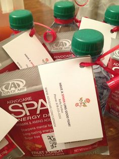 Great Teacher Appreciation gift ideas!! Spark, Coffeccino, Rehydrate. AdvoCare!! https://www.advocare.com/140273151/