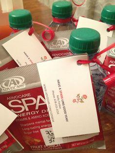 Great Teacher Appreciation gift ideas!! Spark, Coffeccino, Rehydrate. AdvoCare!! https://www.advocare.com/140273151/