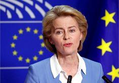Το ΕΚ εξέλεξε την Ursula von der Leyen πρώτη γυναίκα Πρόεδρο της Ευρωπαϊκής Επιτροπής News, Presidents, Making Decisions, Woman