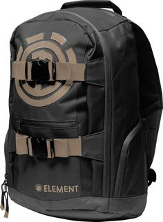 ELEMENT MOHAVE RUCKSACK ORIGINAL BLACK  #bag #rucksack #element #onlineshop #fourseasonsshop