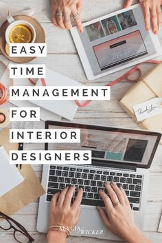 A question I get a lot is about time management for interior designers. It feels like we have a bunch of things to do and never enough time. Good thing that's not true. If you want to get back your day all you need to do is get yourself some discipline and follow these steps.