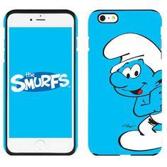 Genuine Smurfs Shield Case iPhone 5S Case iPhone 5 Case Anti-Shock made in Korea #Smurfs