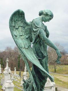 Cemetery Angel,want it in my yard!