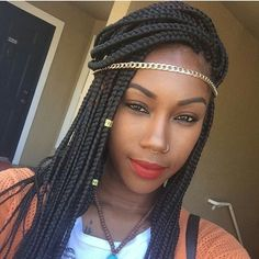 If you are planning to install braids or twists, try these 10 styles throughout the month