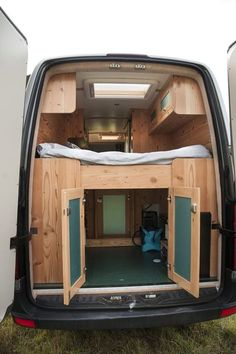 The campervan will be called a Dormobiles in the uk as well. A campervan is a particular type of camping car. The campervan will be referred to as a m. Sprinter Van Conversion, Camper Van Conversion Diy, Ford Transit Conversion, Sprinter Camper, Mercedes Sprinter, Van Camping, Camping Gear, Camping Hacks, Van Life