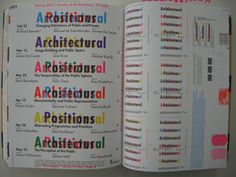 liberedit.: Printed matter \ drukwerk, Karel Martens Hyphen...