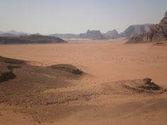 Fotografía: Lola Aguilera - Wadi Rum