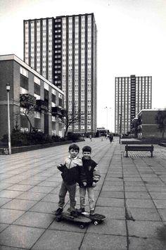 foryoureyeslonely:  SALFORD - LANCS 1989