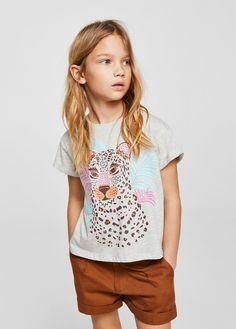 T-shirts, Débardeurs, Chemises Vêtements, Accessoires Pour Enfants Uni Basique T-shirt Filles Haut Col Rond Garçon Manches Longues Fin The Latest Fashion