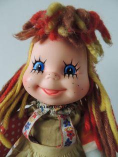 Boneca Emília Da Estrela - Anos 80 - Toda Original!!! - R$ 179,99 no MercadoLivre