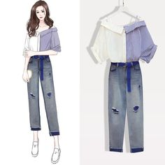 Fashion Drawing Dresses, Fashion Illustration Dresses, Fashion Sketches, Really Cute Outfits, Cute Casual Outfits, Stylish Outfits, Kpop Fashion Outfits, Girls Fashion Clothes, Korean Girl Fashion