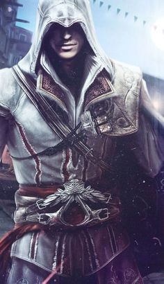 Ezio de Auditore #Assassinscreed