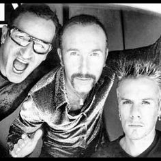 Bono, The Edge & Larry Mullen, Jr.