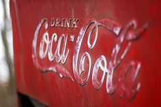 Coca-Cola, hardly ever drink it but when I do, ahhhhhh, fresh!