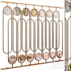 Railing Design, Gate Design, Door Design, Living Room Partition Design, Room Partition Designs, Interior Design Presentation, Modern Interior Design, Bar Design Awards, Showroom Design