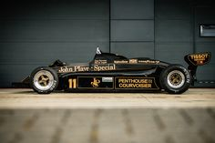 "itracing: "" John Player Special Lotus 91/5 (1982) Image by Dave Adams """