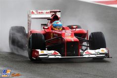 "Alonso: ""Goed om hier vooraan op de grid te staan"""