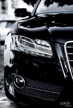 ♂ Black car Audi Sportback by Louis Krisman Audi A5 Coupe, Dream Cars, My Dream Car, Sexy Cars, Hot Cars, Maserati, Ferrari, A5 Sportback, Porsche